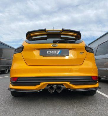 cat back exhaust, focus st250 performance parts